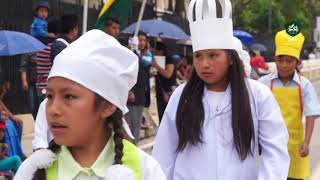 Universidad Adventista de Bolivia - Desfile Institucional 2017