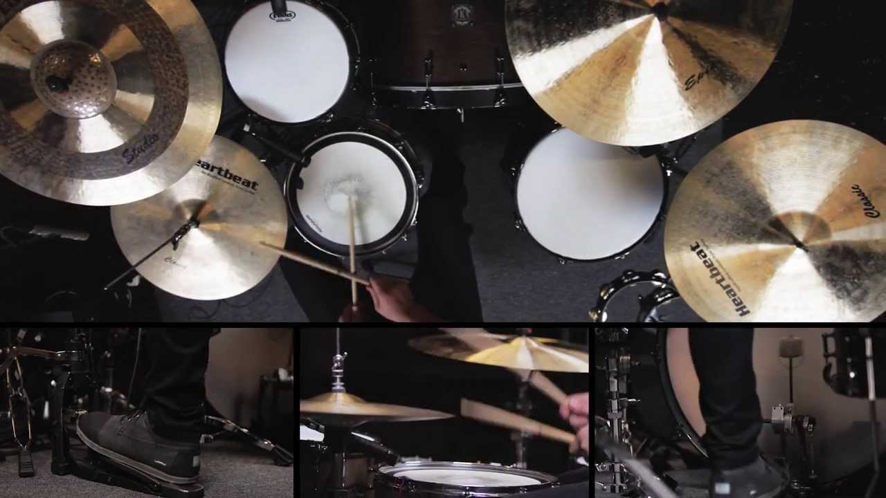 Only King Forever | Official Drum Tutorial | Elevation Worship
