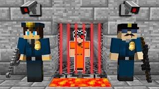 НОВАЯ ТЮРЬМА! ОПЯТЬ ПОСАДИЛИ В ТЮРЬМУ В МАЙНКРАФТЕ! Minecraft Prison