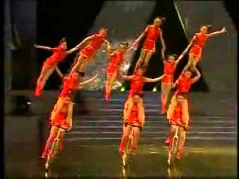 Circus Guide Entertainment Agency Chinese Entertainers Bike Acrobatics   YouTube
