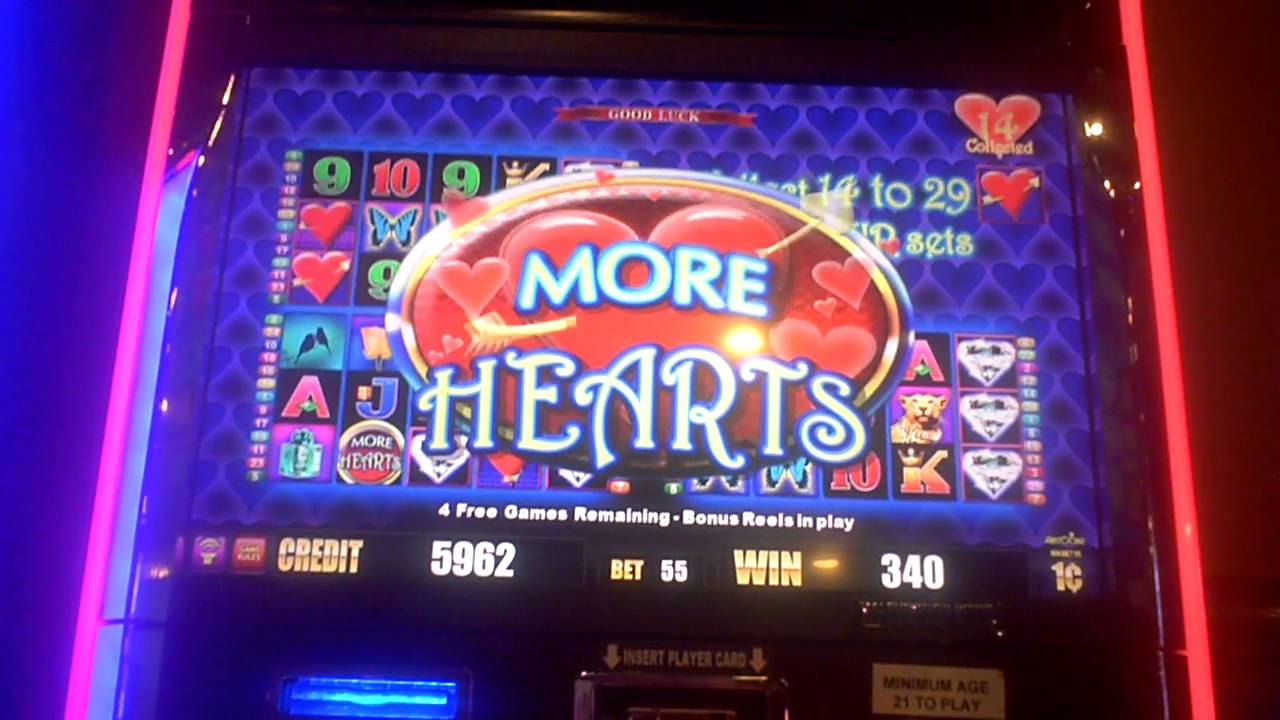 Hearts Slot Machine