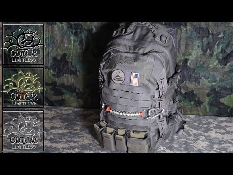 Direct Action Dragon Egg - My Current EDC Bag
