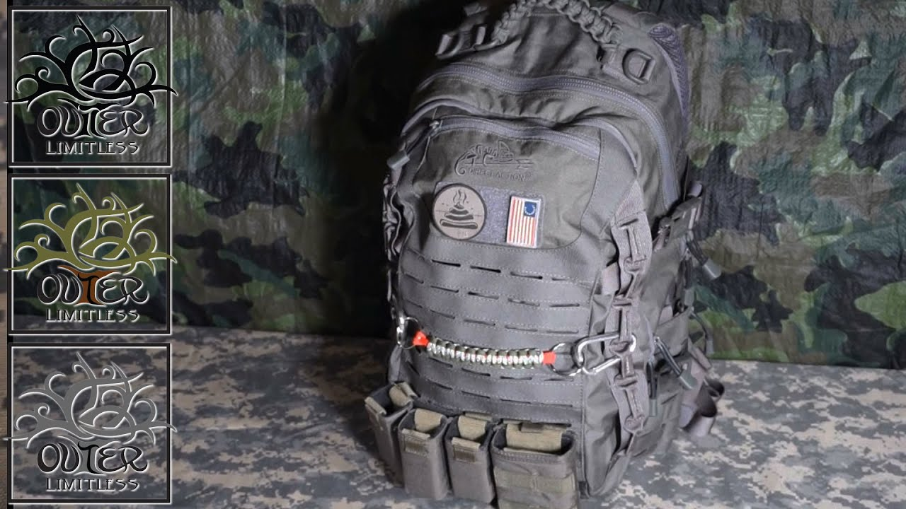 554947a6c09d1 Direct Action Dragon Egg - My Current EDC Bag - YouTube