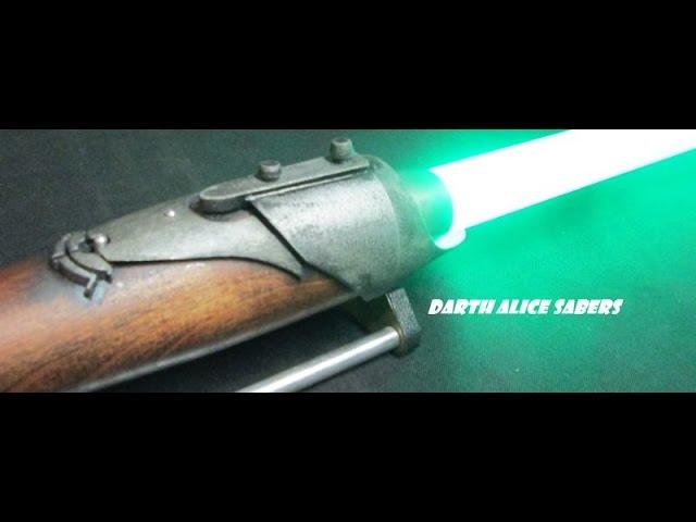 Darth Alice Installed Force Relics Gungi Custom Lightsaber Youtube Custom lightsabers from ultra sabers: darth alice installed force relics