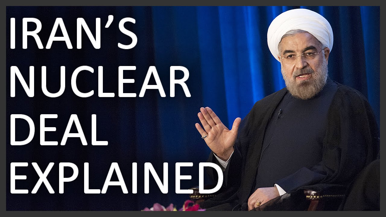 Irans Nuclear Deal Explained Youtube