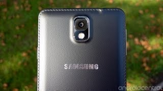 Samsung Galaxy Note 3 video walkthrough