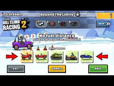 Hill Climb Racing 2 - 35053 Points In BEYOND THE LIMITS Team Event