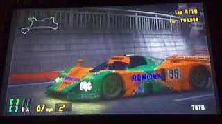 Gran Turismo 3 A-Spec GT-ONE Race Car (TS020) Special Stage Route 5 ll