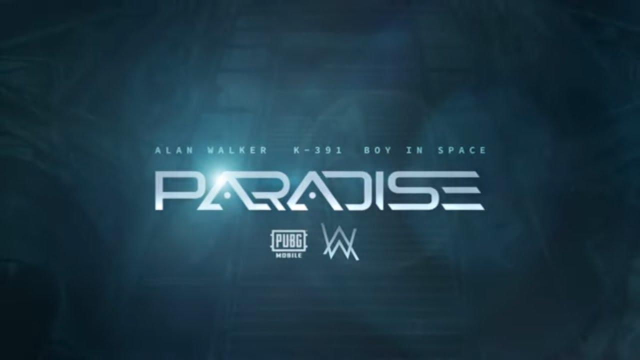 PUBG MOBILE | Alan Walker | 'Paradise' Teaser Trailer