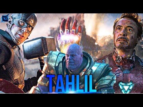 Qasoskorlar Final - TAHLIL, Marvel Kino Olami