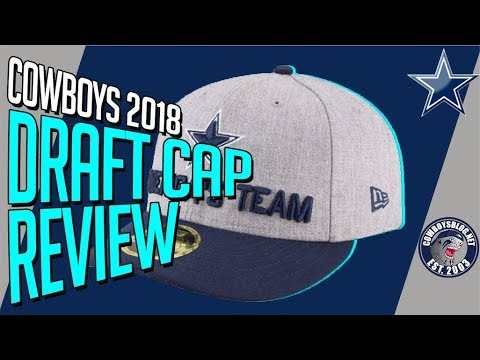 Dallas Cowboys 2018 Draft Cap Review  d868dc6375c