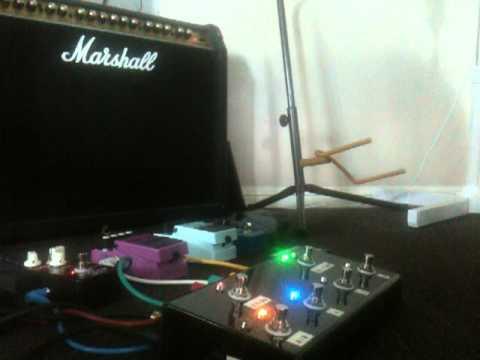 diy a b looper channel guitar pedal diy a b looper 3 channel guitar pedal