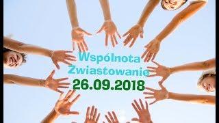 Spotkanie modlitewne wspólnoty Zwiastowanie - 26.09.2018 - Na żywo