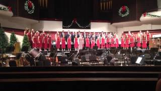 Celebrate Christmas - Azusa Pacific University - University Choir And Orchestra - We Are Not Alone
