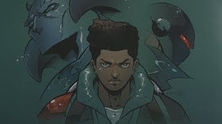 Indie Comics Creator Brings AfroFuturism Lounge to San Diego
