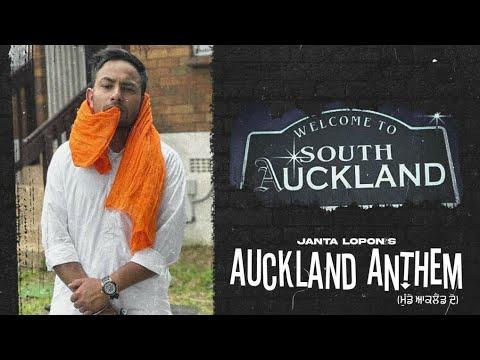 Auckland Anthem ( Munde Auckland De ) | Janta Lopon | Bathindian Boys