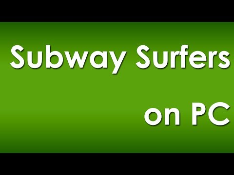 Play Subway Surfers on PC with Keyboard Controls