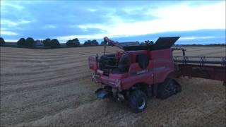 Combined Harvest 2016 - Harvest in Oxfordshire, Buckinghamshire - MDG Group