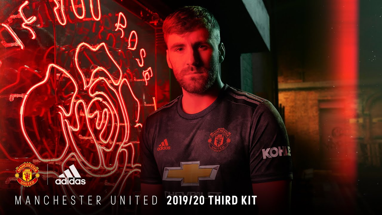 adidas Manchester United 2019 Third Jersey