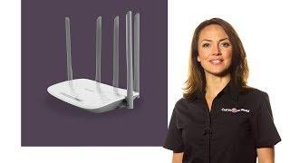 TP-Link Archer C60 WiFi Cable & Fibre Router - AC 1350 | Product Overview | Currys PC World