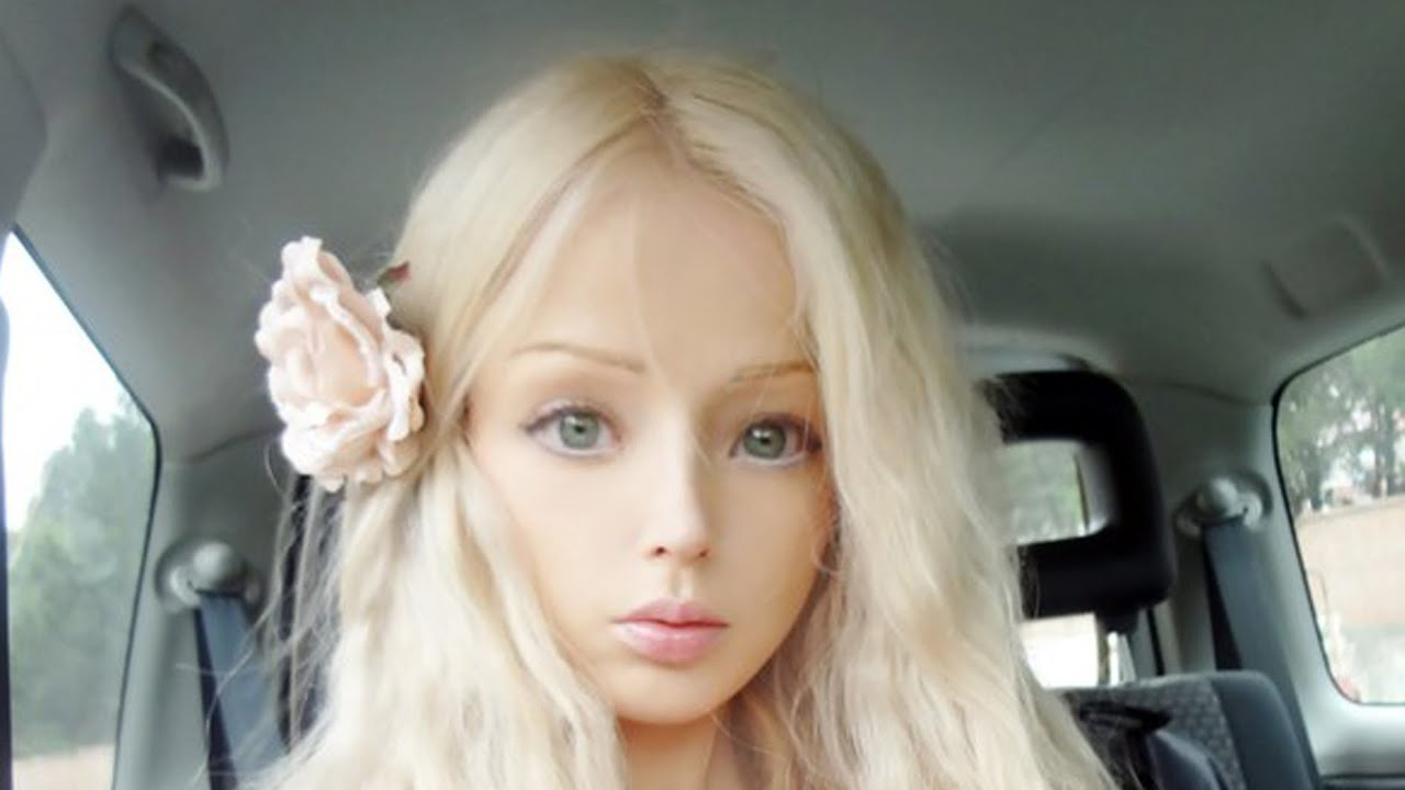 real life barbie without makeup wwwimgkidcom the