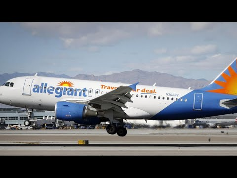 """FAA under scrutiny after """"60 Minutes"""" Allegiant Air report"""
