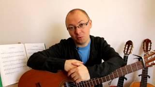 Уроки гитары по Скайпу | Александр Фефелов