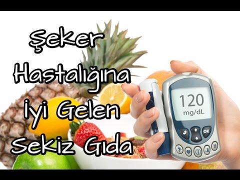 Şeker Hastalığına İyi Gelen Sekiz Gıda