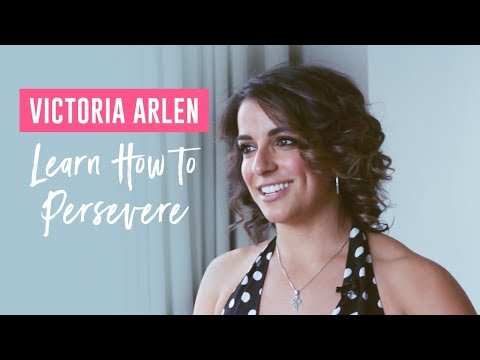 How Paraolympic Gold Medalist Victoria Arlen Overcame The Struggle Of A Lifetime