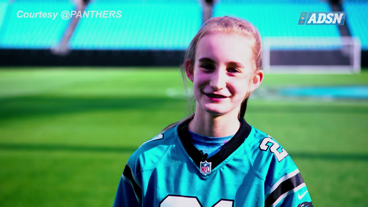 Carolina Panthers bolster community engagement efforts, host regional youth Spelling Bee