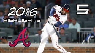 Freddie Freeman | 2016 Highlights ᴴᴰ