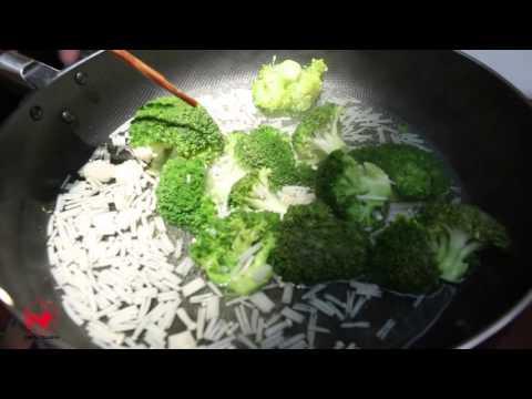 Thiên Đường Ẩm Thực - Tập 12 - Bông cải xanh sốt trứng và sốt nấm