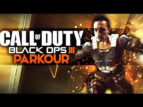Black Ops III - PARKOUR! | RECORD e SCORCIATOIE [Sfida vs Gabbo]