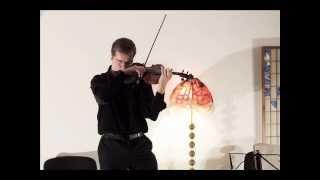 Lev Akselrod   Franck  Sonata for Violin and Piano 1