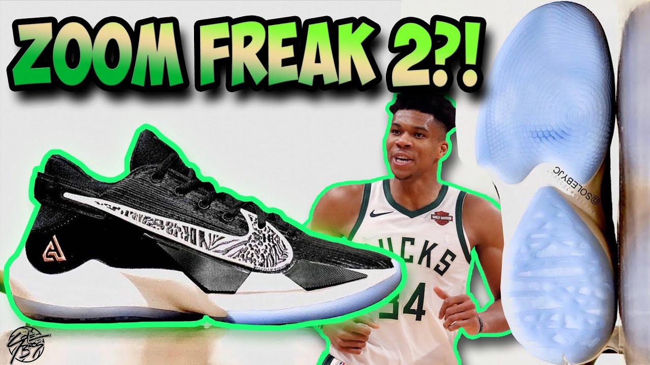 Nike Zoom Freak 2 More Leaks Youtube