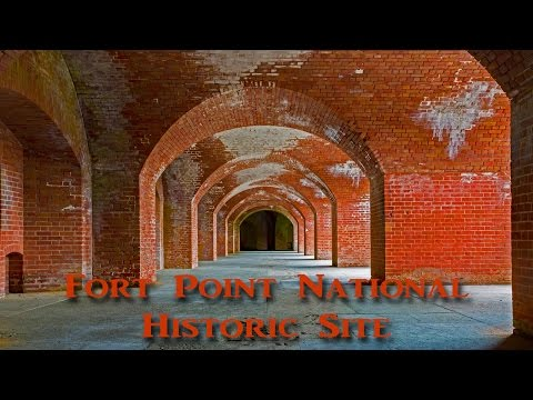 Strategic Fort Point National Historic Site
