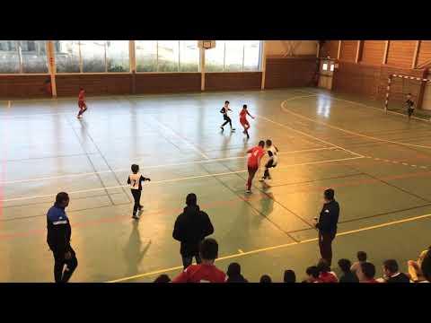 NOTRE ÉQUIPE BART 2 LORS D'UN TOURNOI U11 🏆