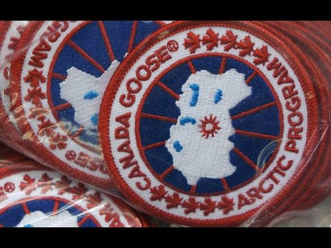 How a Canada Goose Parka is made - BrandmadeTV