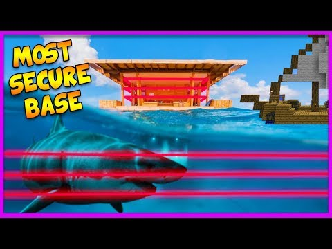 MOST SECURE / SECRET UNDERWATER BASE IN MINECRAFT VS MOST SECURE WATER BASE
