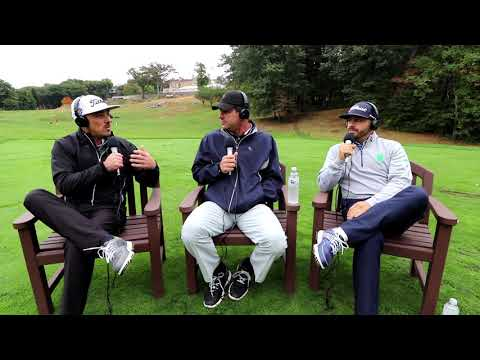 Rangeside Chat With Kevin Sprecher // The Golf Podcast