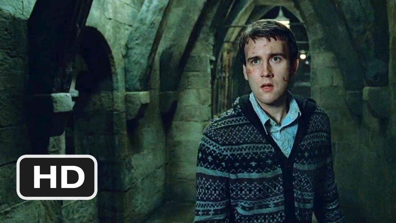 Harry Potter and the Deathly Hallows: Part 2 #6 Movie CLIP - You and ...