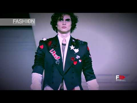 YEZAEL - ANGELO CRUCIANI Fashion Show Fall Winter 2017 2018 Mexico City - Fashion Channel