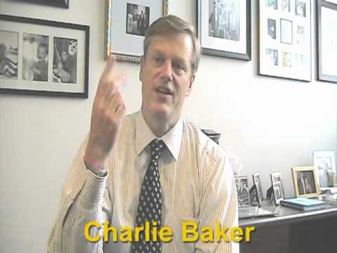Mass.Governor Candidates Discuss Health Care: Charlie Baker