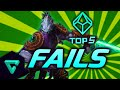 Top 5 Fails : Heroes of the Storm - Ep. 3 /w MFPallytime | Heroes of the Storm Gameplay