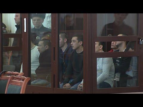 От 19 лет и до пожизненного: фигуранты дела о взрыве в петербургском метро получили сроки