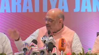 BJP National President Shri Amit Shah inaugurates media center in Varanasi : 23.04.2019