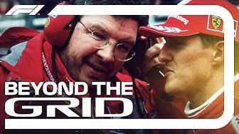 Ross Brawn on Michael Schumacher | Beyond the Grid | Official F1 Podcast