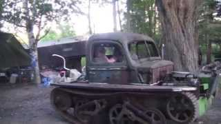 Rat rod tank is born