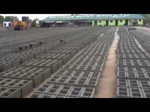 The Biggest Block Making Industry in Nigeria