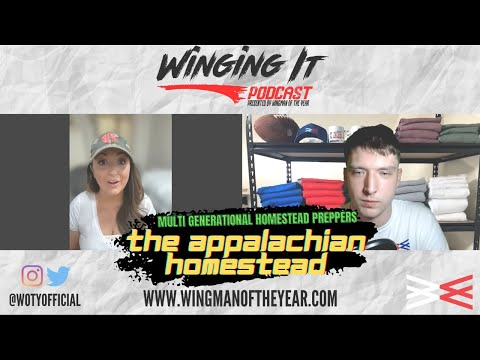 Multi Generational Homestead Preppers - The Appalachian Homestead